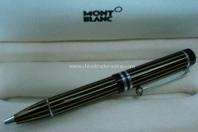 Mont Blanc Gold Fashion Pen Cartier Dunhill from China
