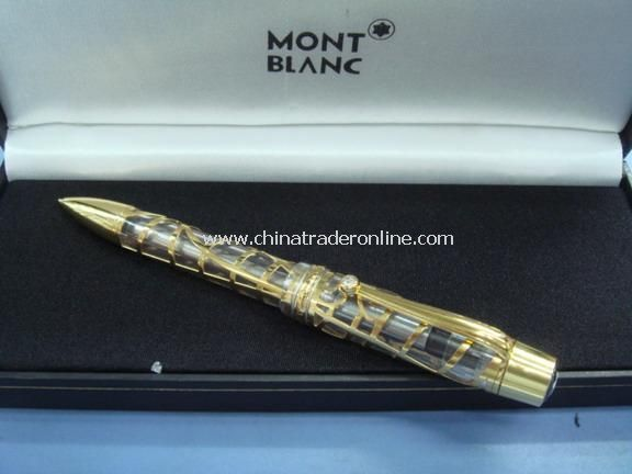 Pen Mont Blanc Dupont Dunhill Cartler Stationery