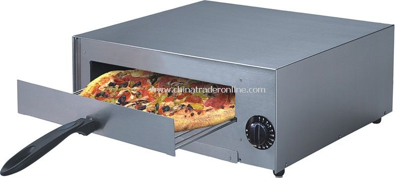 Removable Crumb Tray Pizza Oven