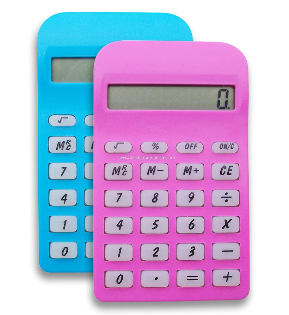8 digits Handheld Calculator