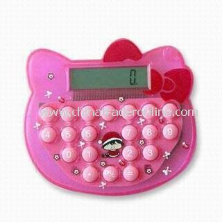 Novelty Calculators Gift