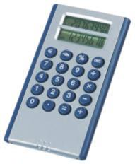 Pocket Currency Calculator with Flip Cover