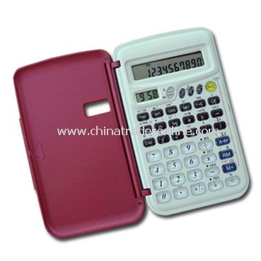 10 digits Scientific Calculator