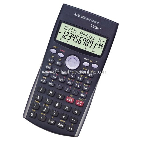 LCD display Scientific Calculator