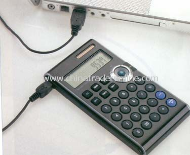 Solar USB PC Link Calculator