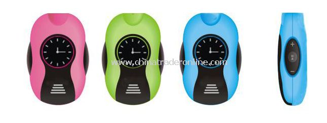 7 color backlight LCD Display MP3