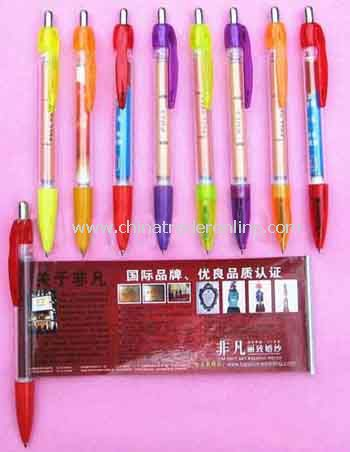Banner Pens With Rolling Paper