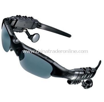 Sunglasses with MP3 Player Bluetooth FM