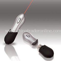 Laser Pointer USB Driver