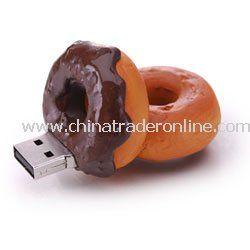 PVC Food USB Flash Drive