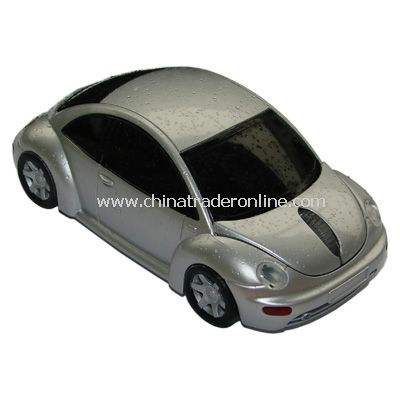 2.4G Car-Shaped RF Wireless Optical Mouse