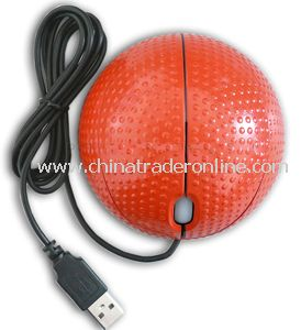 Basketball Optical Mouse