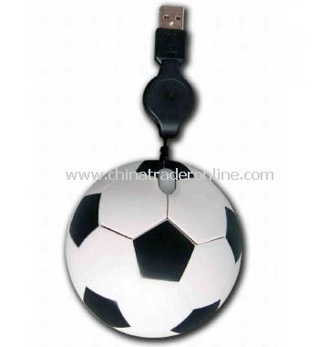 Football Optical Mouse