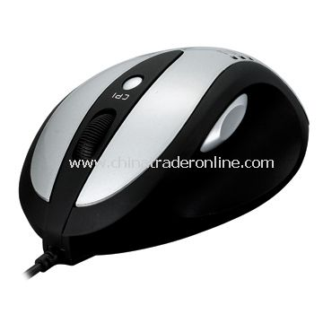 Gaming Mouse with Ajustable Speed