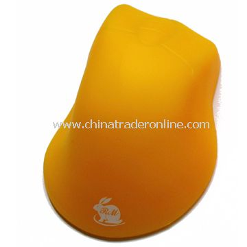 Silicone Optical Mouse