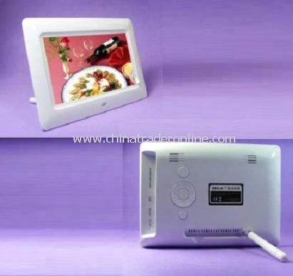 8 Inch Multi Function Digital Photo Frame from China