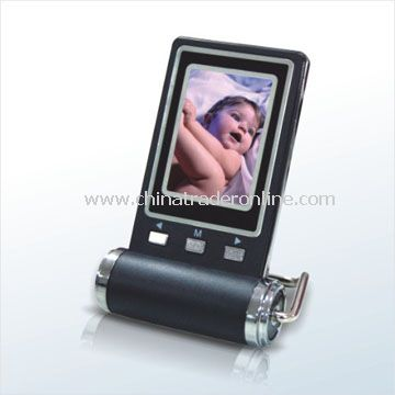 2.4 inch TFT LCD Digital Photo Frame