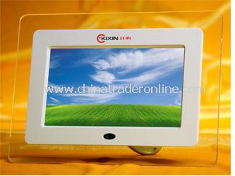 5.6 or 7inches TFT high-definition color LCD digital photo frame