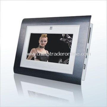 High brightness color 7.0 LCD screen Digital Photo Frame
