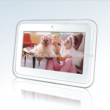 High brightness color 7 LCD screen
