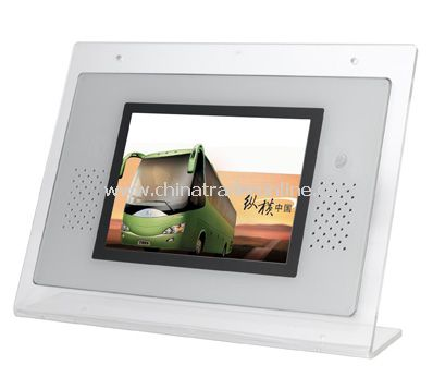 8  LCD Advertising player