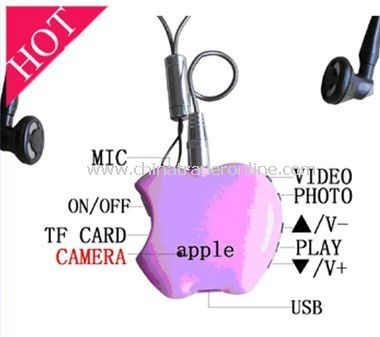 Apple DV+MP3 Mini Camera