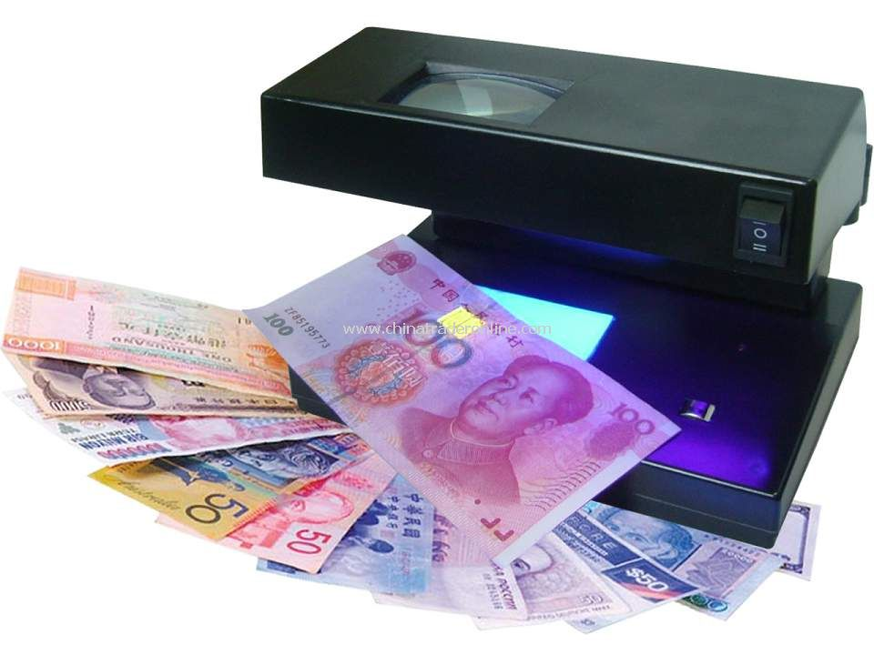 Multifunction UV Money Detector
