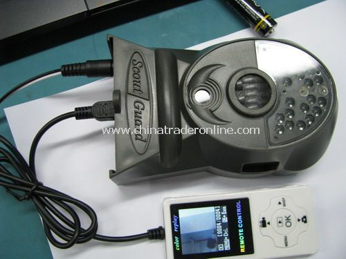 Sg550v Hunting Camera with Viewing Screen