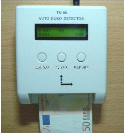 Euro Portable Money Detector