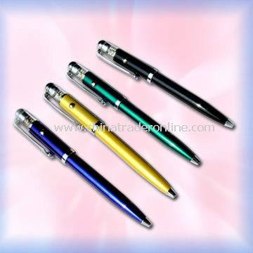flashing money detector pen