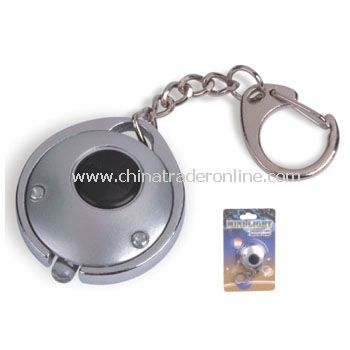 Money Detector Key Chain