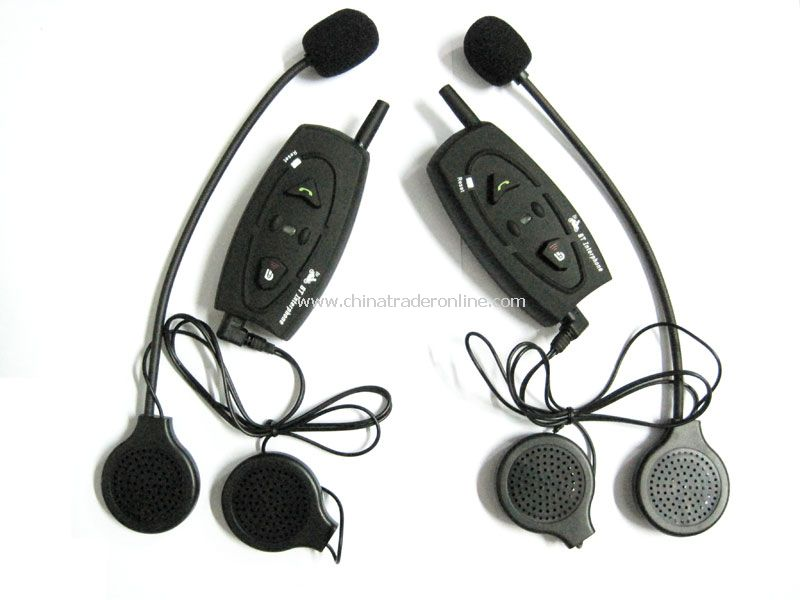 500m Rider Teamset Motorcycle Bluetooth Intercom Kit