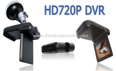 HD 720P 2.5 Car Video Recorder