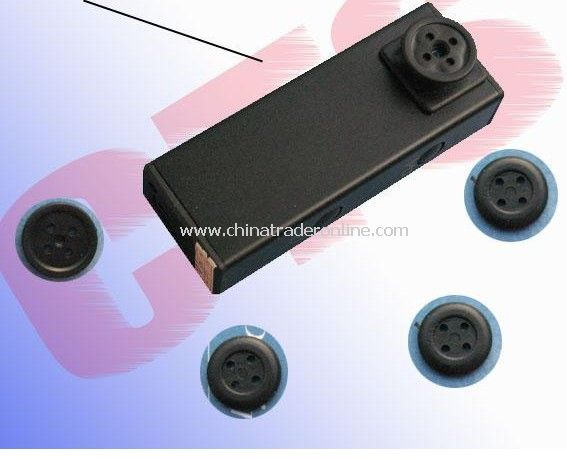 Mini DVR Camera Button Camera