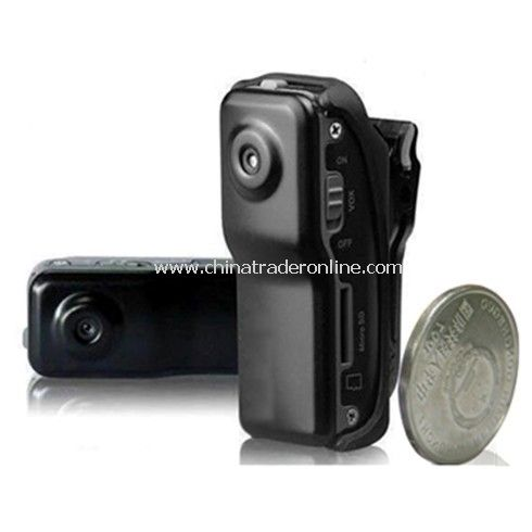 Mini DVR Mini DV Support TF Card Micro Camera