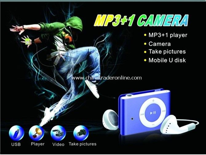 Mp3 Player Mini Camera DVR