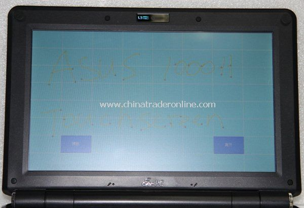 Solderless Touch Screen Panel for Eeepc