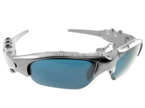 Sunglass with Bluetooth from China