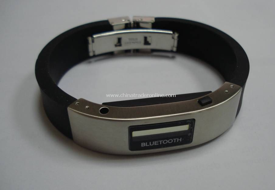 Bluetooth Bracelet With Caller ID, Bluetooth Wristband
