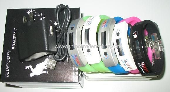 Bluetooth Bracelets from China