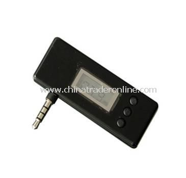 Portable Handfree + FM Music Transmitter from China