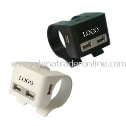 4 Port USB Hub splinting type