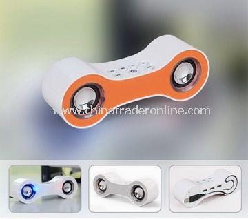 Mobile MP3 Speaker&USB Speaker from China