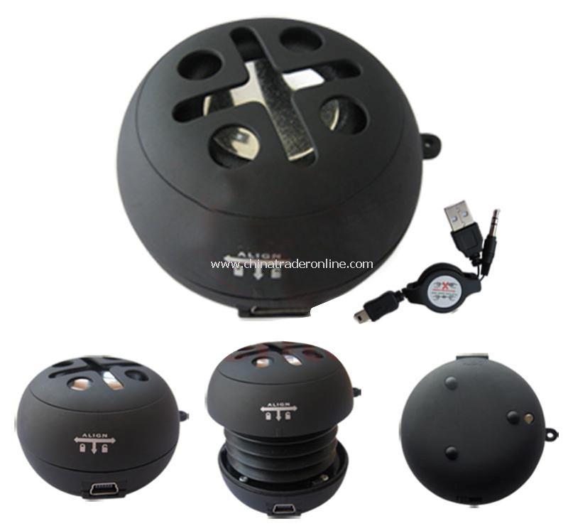 USB Speaker, Capsule Speaker