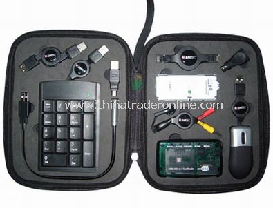 Multi USB Travel Kit for PDA