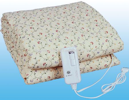 Electric Heating Blanket And Cushion