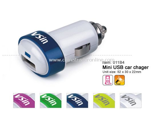Mini USB Charger for iPad