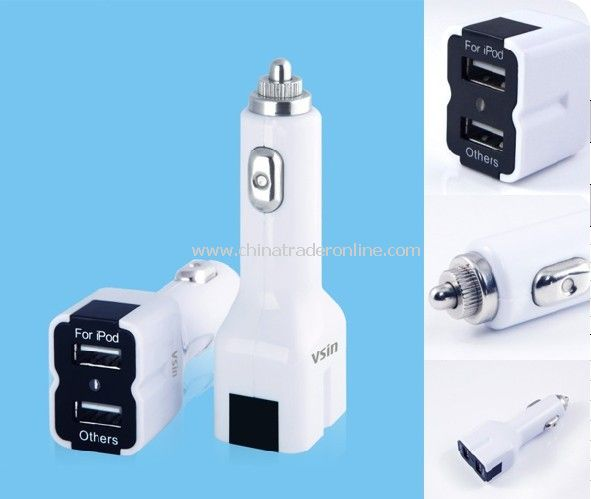 Output 5V 2A Car Charger