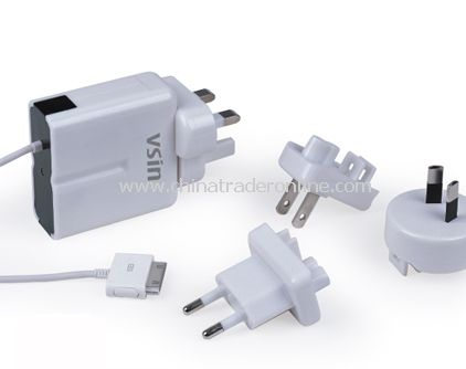 Universal Charger for iPad