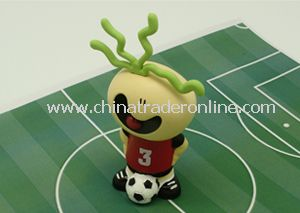Football Baby USB Flash Drive